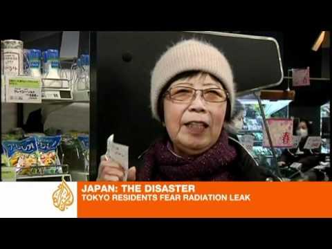 Radiation fears spark Tokyo alarm