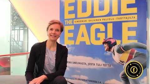 Finnkino suosittelee: Eddie the Eagle