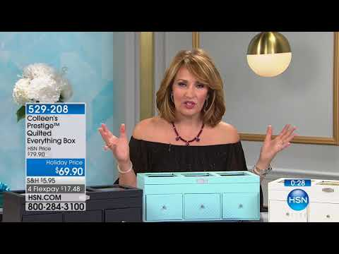HSN | Designer Gallery with Colleen Lopez Jewelry 10.21.2017