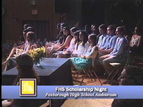 FHS Scholarship Night 2014