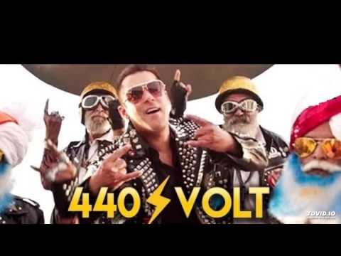 440 Volt - Sultan full song (Mika Singh, Salman...