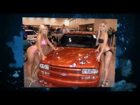 Girl With Guns Hd Wallpapers Ford F250 Trucks And Bikini Girls Youtube