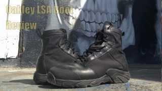 Oakley LSA Boot Review