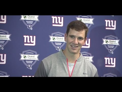 Eli Manning on Miami picture: