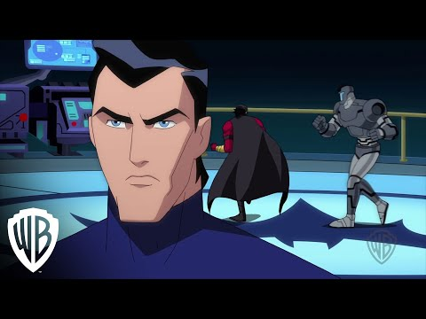 Batman Unlimited: Animal Instincts - Batman Red Robin