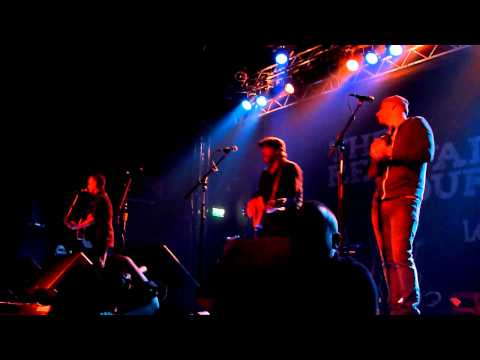 The Revival Tour - Münster 2011 - Dave Hause & Chuck Ragan - Trusty Chords