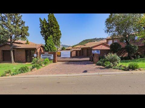 2 Bedroom Townhouse for sale in Gauteng | Johannesburg | Johannesburg South | Bassonia  |