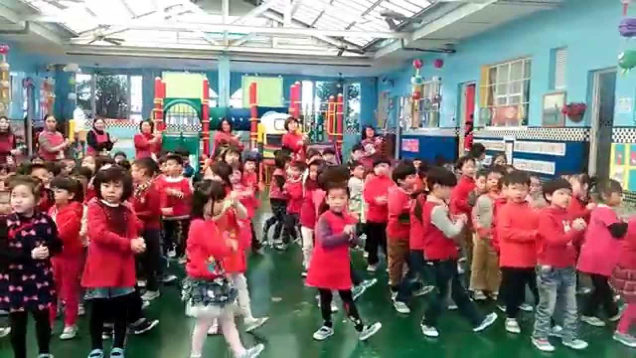 2015加楓幼兒園~恭喜新年快樂 - YouTube