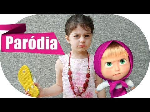 LUDMILLA - 24 HORAS POR DIA - PARÓDIA MIMI JULINHA