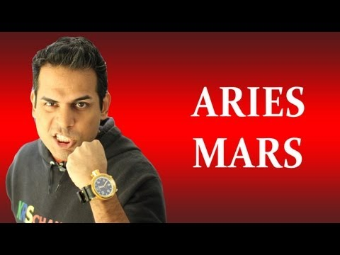 Mars in Aries in Horoscope (All about Aries Mars zodiac sign)