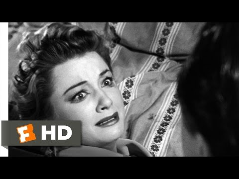 All About Eve 55 Movie CLIP  Eve Belongs to Addison 1950 HD