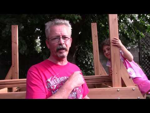 DIY Rocken Adventure Wooden Swing Set (V6 of 14)