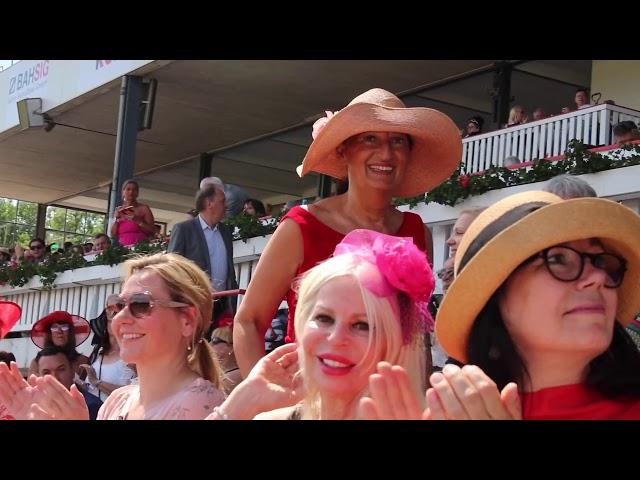 RED LADIES CLUB   Fashion Race Day Hoppegarten 2019