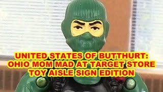 Ohio Mom Upset Over Target Girls Toy Sign - United States Of Butthurt