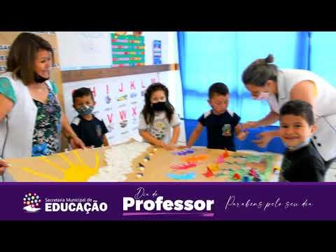 MENSAGEM DA SECRETARIA MUN. DE EDUCAÇÃO AOS PROFISSIONAIS DE EDUCAÇÃO DO MUNICÍPIO DE MAMBORÊ.