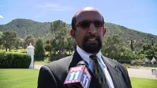 EXCLUSIVE: Nipsey Hussle's father speaks with Fox 11