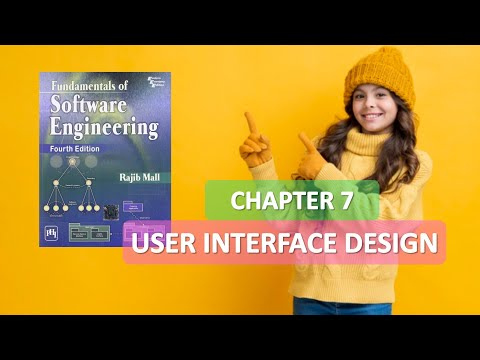 7 SOFTWARE ENGINEERING USER INTERFACE DESIGN PART 1