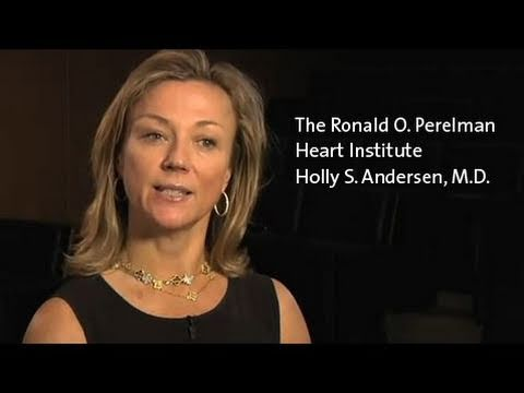 The Ronald O. Perelman Heart Institute - Dr. Holly S. Andersen