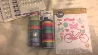 Craft Haul •online,Joanns, Michaels,CTMH