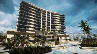 Battlefield 4 Hainan Resort Obliteration PS3 2021