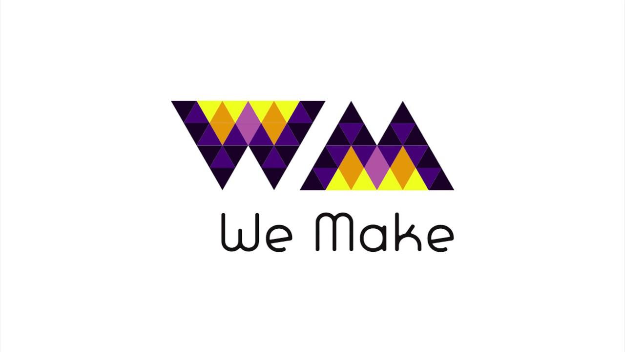 We Make animated logo - YouTube