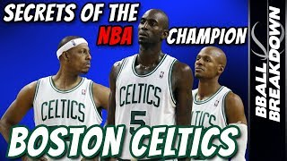 SECRETS Of The 2008 NBA Champion Boston Celtics