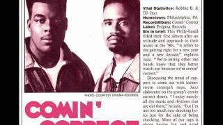Robbie B. & DJ Jazz - I Refuse To Lose