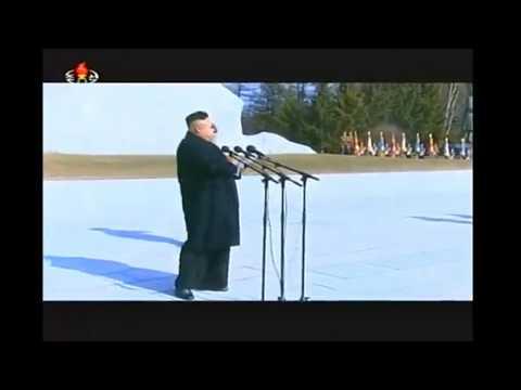Kim Jong Un live in concert!!