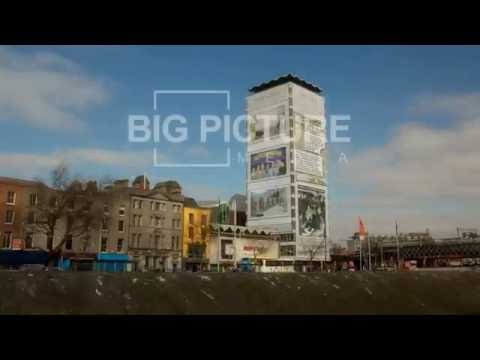 Big Picture Media - Liberty Hall 1916 Centenary Wrap