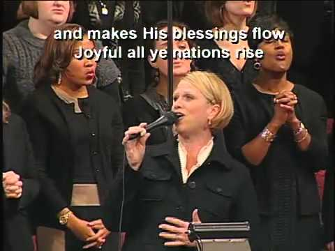 Joy to the World, Central Church of God, Charlotte, NC