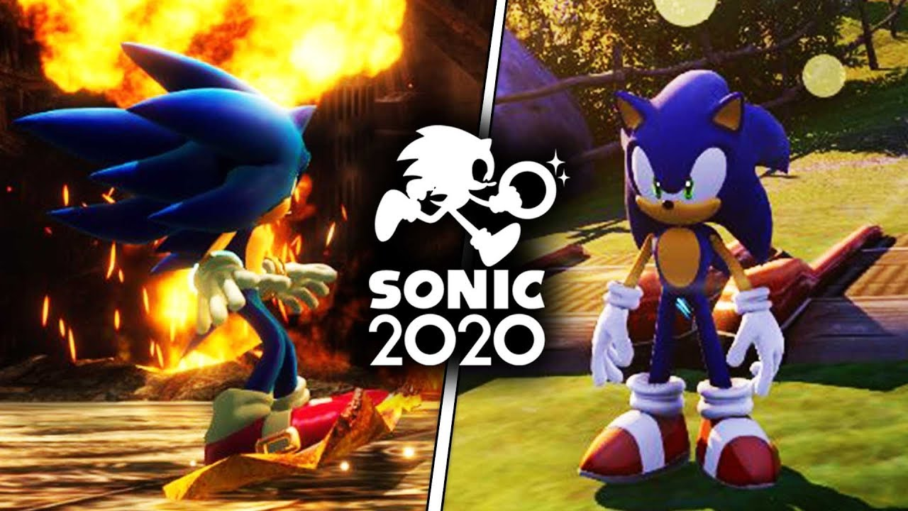 New Sonic 2020 News Revealed And New Game Speculation Youtube