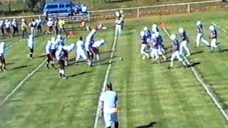 Midwest (Wyo) vs Ten Sleep (Wyo) high school football 1997