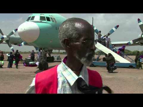 Somalia Kismayu Airport