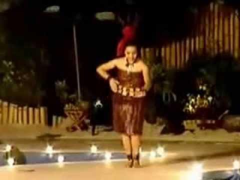 Miss South Pacific 2007   Miss Tonga   Google Chrome xvid