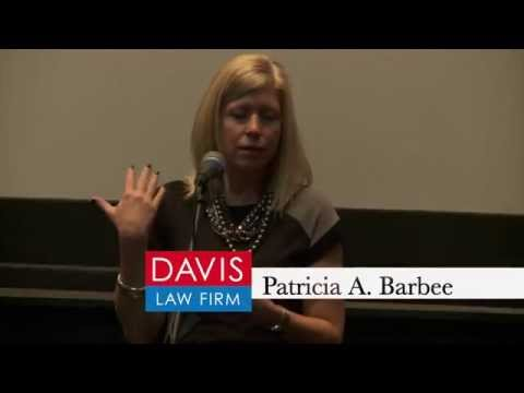 Immigration Reform Panel - Davis Law Firm/Patricia A. Barbee