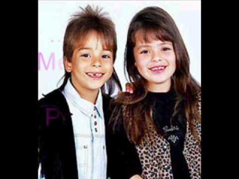 Meu primeiro amor - Sandy e Junior Legendado