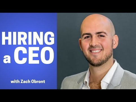 Zach Obront: Why We Fired Our First CEO (Book In A Box)