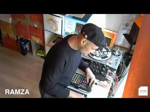 RAMZA [Live Set] @AITKEN RADIO Nagoya(JP) - 29.01.2019