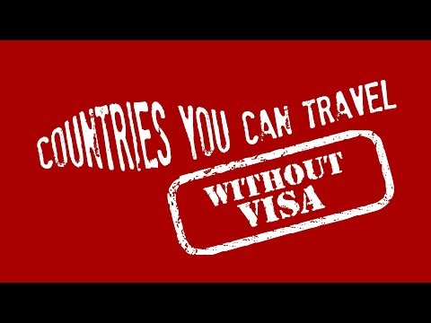 Countries where Indians can travel Without Visa