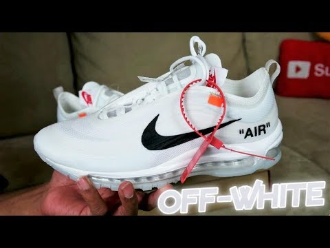 off white air max 97 sizing