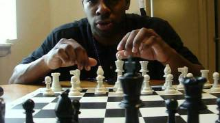 """Maurice Wisdom Bishop - """"Life Is A Game Of Chess Poem""""  
