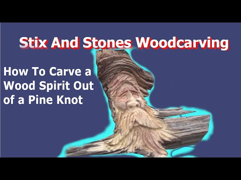 Wood Carving/How to