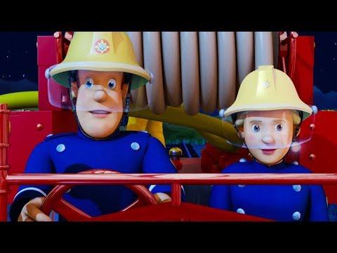 Brandweerman Sam Nederlands |  Ontsnappen aan het vuur! 🔥 Nieuwe Afleveringen