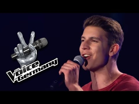 James Arthur - Can I Be Him | Felix Harer Cover | The Voice of Germany 2017 | Blind Audition