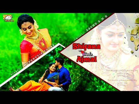 Shifana Weds Ajmal Wedding Beary Song Lyrics Sathar Sachu Singer Mushavvir Todar
