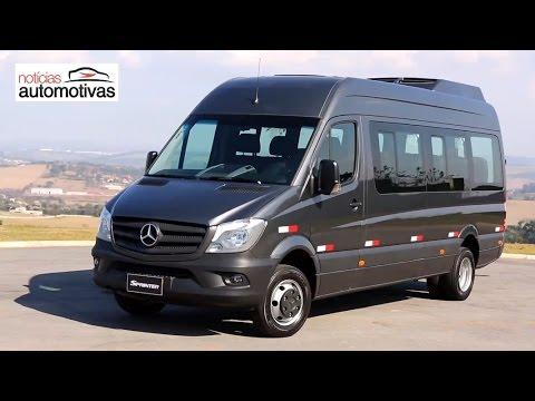 nova mercedes sprinter 2017. Black Bedroom Furniture Sets. Home Design Ideas