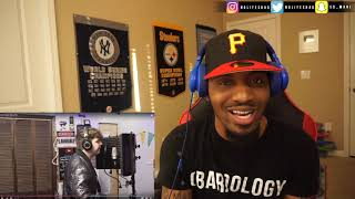 IAMTHEREALAK - THOTIANA (REMIX)   REACTION (Only one with barz)