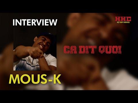 Youtube: INTERVIEW ÇA DIT QUOI #1 AVEC MOUS-K