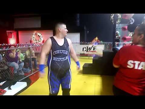 Carolina's Wrestling Entertainment 12/16/17 McColl, SC