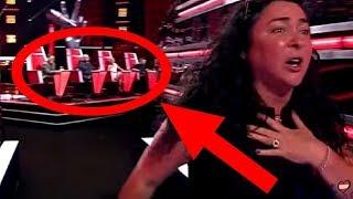 СМОТРЕТЬ ВСЕМ! ЛОЛИТА МИЛЯВСКАЯ на Шоу Голос!!! Слепые прослушивания.